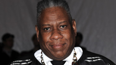 André Leon Talley takes centre stage in a Docplay documentary about his life.