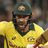 Aussies just pip Pakistan in ODI as Maxwell makes his mark