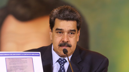 Maduro pardons political prisoners ahead of Venezuelan elections