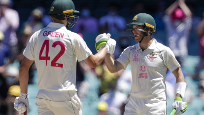 Australia vs India LIVE updates: Hosts in box seat after day one recovery