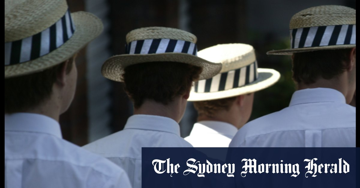 How Australia's top private schools are growing richer