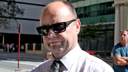 Disgraced former MP Barry Urban appears in court as legal battle drags on