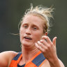 'You heard this really loud scream': How Giant first responder Nielsen helped AFLW mate
