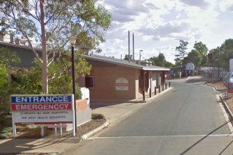 Broken Hill Hospital.