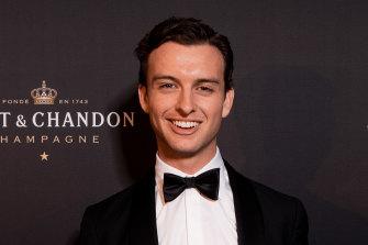 Actor Cameron Robbie dominated the dancefloor.