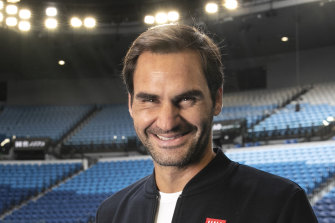 Roger Federer responded to criticism over his sponsorship deal with Credit Suisse.