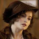 "Helena Bonham Carter: ""I don't look like her at all""."