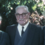 George Treloar in 1962.