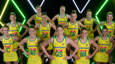 Australia are ready for competition to be stronger than ever at the World Cup.