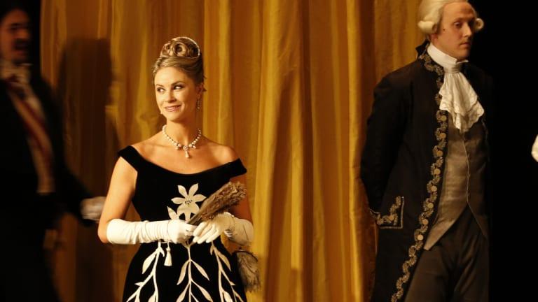 Christie Whelan Browne shone in <I>An Ideal Husband</I>.