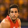 Swans name Kennedy for Hawks clash