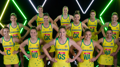 'Critically important': Diamonds kit up for last game before World Cup