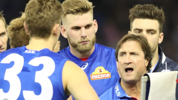 Beveridge gives Dogs a bake after narrow loss to Roos