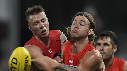 AFL year in review: Swans, GWS struggle as footy flips upside-down
