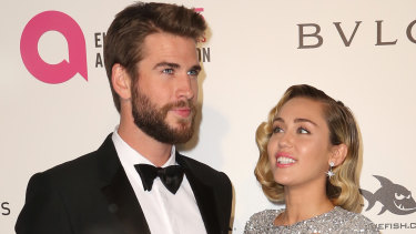 Chris's brother Liam Hemsworth is dating singer Miley Cyrus.