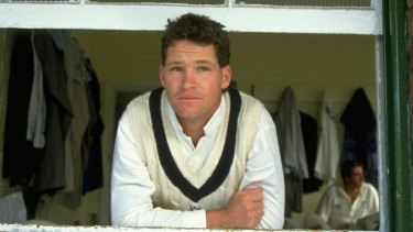 Dean Jones pictured in 1992.