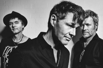 A-Ha will be playing their entire Hunting High and Low album.