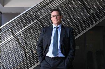 Industry Super Australia chief executive Bernie Dean.