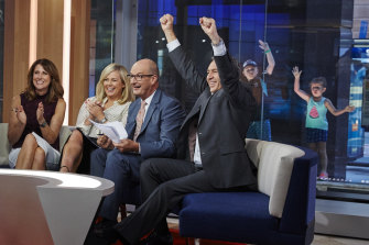 Channel Seven's Sunrise has dominated the breakfast slot since 2004.