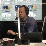 News of the story broke on Gareth Parker's Morning Show program.