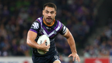 Storm expect Jahrome Hughes to be fit enough to return against the Raiders on Saturday.