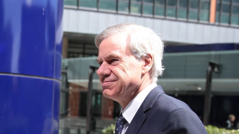 Victorian Liberal Party president Michael Kroger.