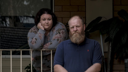 Road to wreckage: Their homes will go but residents want gridlock fixed