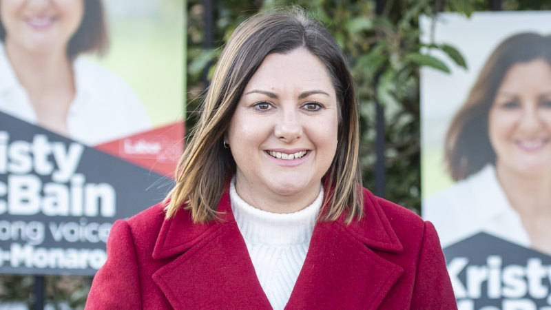 Labor's Kristy McBain claims victory in Eden-Monaro byelection