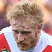 Scholar: James Graham says he has done his own study and research into concussion.