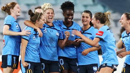 Why Sydney FC's W-League premiership is set to boost Matildas