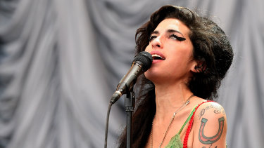 Amy Winehouse died of alcohol poisoning but she lives on via a hologram tour.