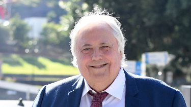 Clive Palmer pledged $400 million to reopen the refinery.