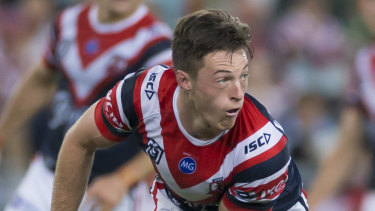 Sam Verrills expects Jake Friend to slot straight back into the Roosters side.