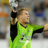 Why you won't see David Warner in the BBL any time soon