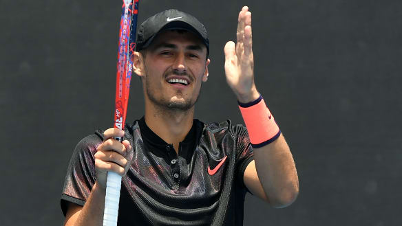 Resurgent Tomic earns French Open spot