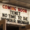 Cinemas get a boost as Tenet jumps back on the schedule