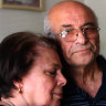 Souad and Gebran Kassis were told their home of 47 years at Westmead will be acquired for a metro train station.