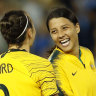 'She reminds me of Cahill': Kerr to captain Matildas at World Cup