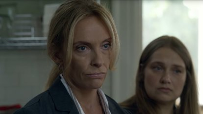 Toni Collette wins Critics Choice award for Netflix true-crime drama role