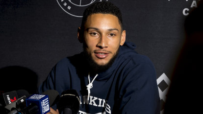'I am not a great shooter. I am getting better, though': Simmons