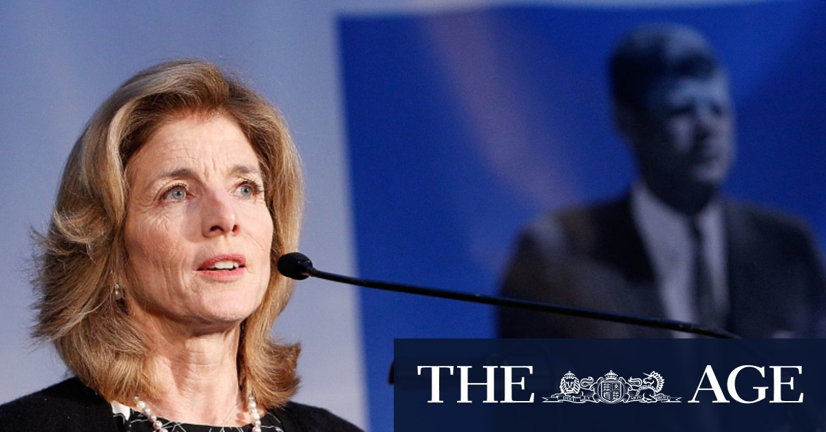 Caroline Kennedy set to be US ambassador to Australia
