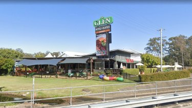 A woman unknowingly infected with COVID-19 visited The Glen Hotel in Eight Mile Plains on December 16, 2020.