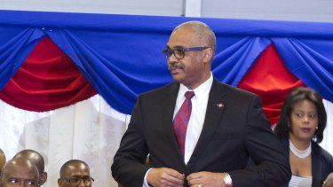Haiti\'s Prime Minister  Jack Guy Lafontant had been due to face a censure motion in the parliament.