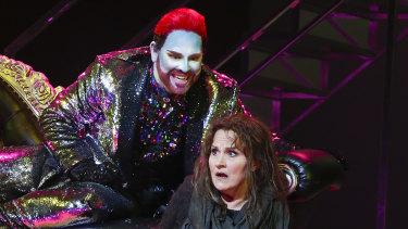 Derek Welton and Katarina Dalayman in Wagner's epic.