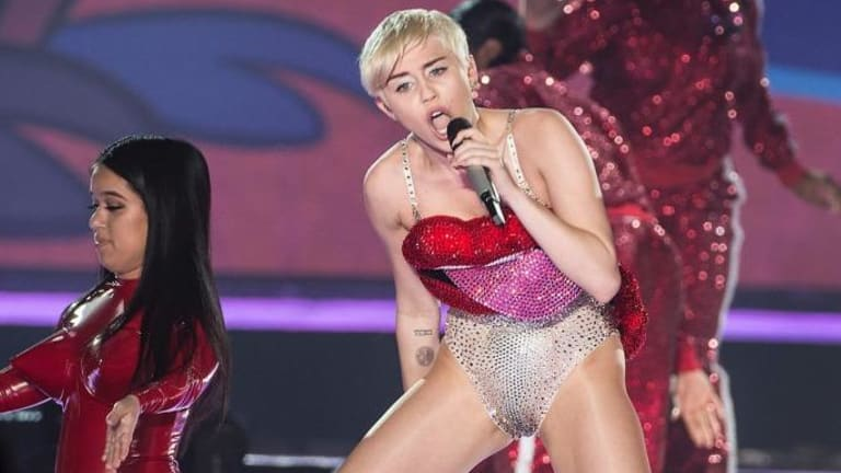 Miley Cyrus is being sued for copyright infringement over her 2013 hit We Can't Stop.