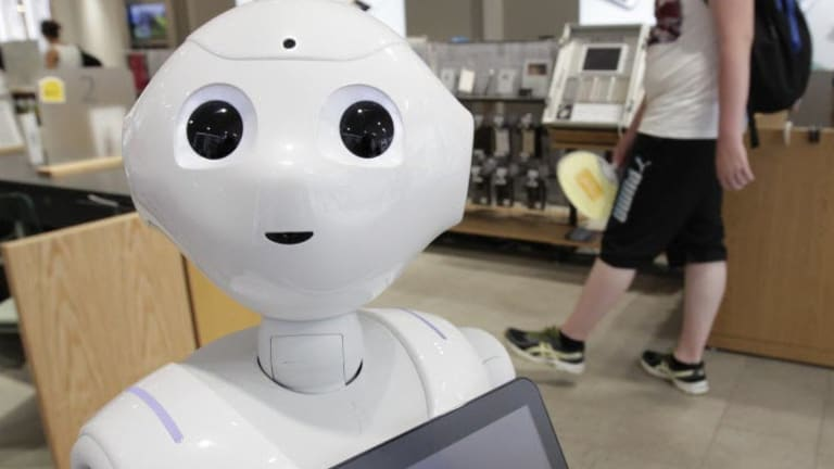 Machines find it harder to do tasks that require the social skills considered typically female,
