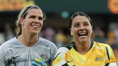 'Playing again is our priority': Matildas desperate to regroup after COVID break