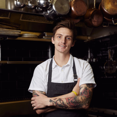 Newcastle head chef Mal Meiers wants to show that kitchens can run efficiently while nurturing workers.