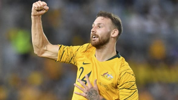 Martin Boyle steals the spotlight in Tim Cahill's Socceroos farewell