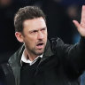 Popovic quits Perth to spearhead Aussie takeover of Greek club